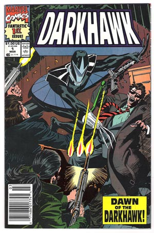 Darkhawk #1 Marvel