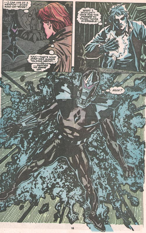 Darkhawk is here, bitches!