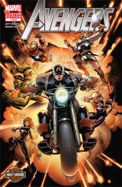 Harley Davidson Avengers