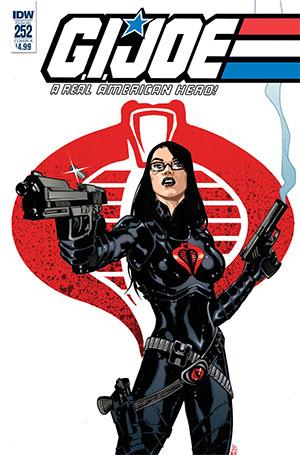 GI Joe 252 - Baroness