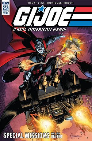 Option 38 comic books gi joe a real american hero 254 fandeluxe Image collections